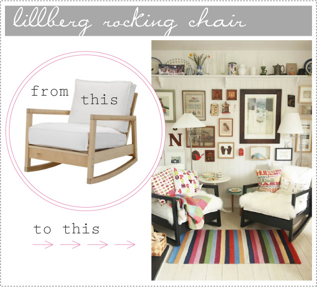 Fantastic Great Ikea Makeover Mer Mag Theyellowbook Wood Chair Design Ideas Theyellowbookinfo