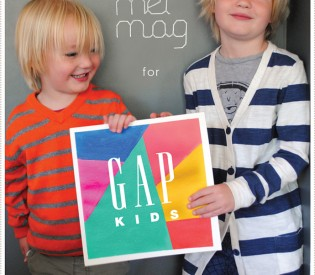 Pssst Pssst! Mer Mag will be crafting for GAP Kids!!!