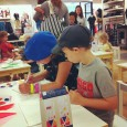 Geometric Art for GAP Kids Recap!