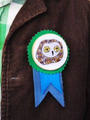 Animal Character Badges for Gap Kids review and DIY