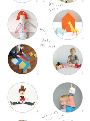 Make Your Own Toys this Holiday Season with Mer Mag!: