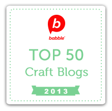 http://www.babble.com/mom/top-50-craft-blogs-mom/