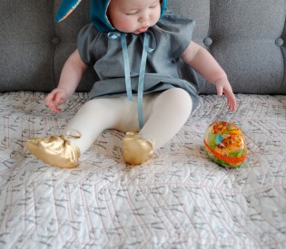 A First Easter for Baby