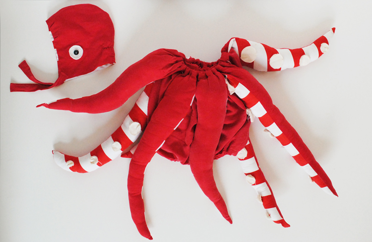 MerMagOctopusCostume5 : kids octopus costume  - Germanpascual.Com