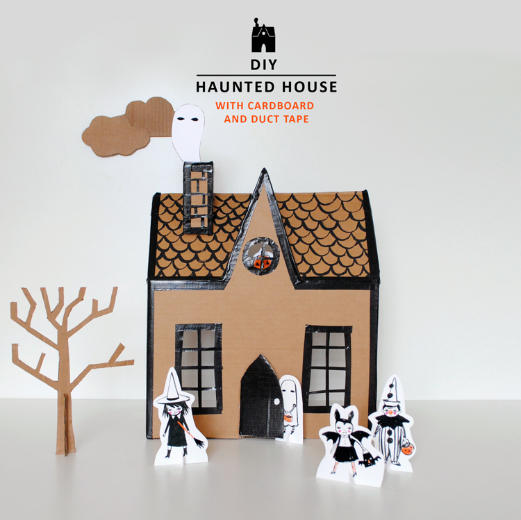 DIY Haunted House