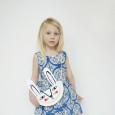 DIY paper plate bunny purse | mer mag