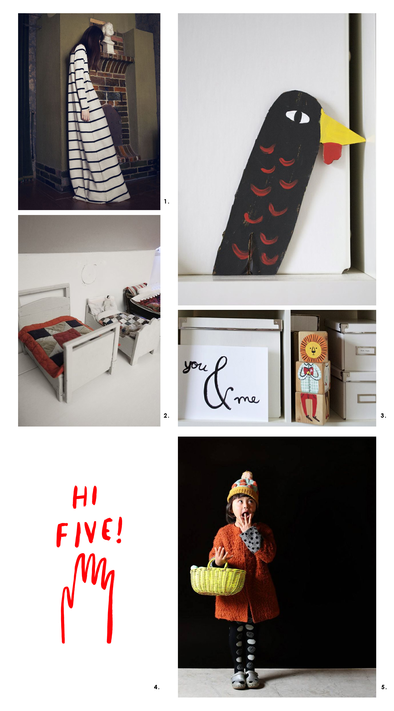 Playful French Industrial | mer mag