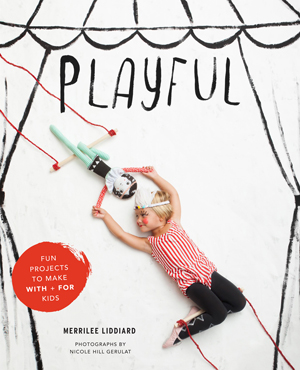 My book: PLAYFUL!