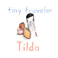 Tiny Traveler Tilda | an Interactiive Instagram Tale by Mer