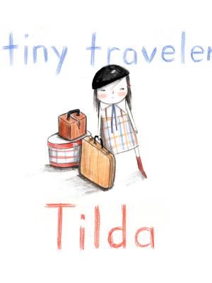Tiny Traveler Tilda | an Interactiive Instagram Tale by Mer