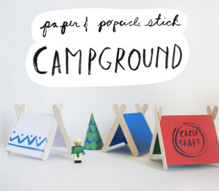 Mer Mag | Kids Craft Camp