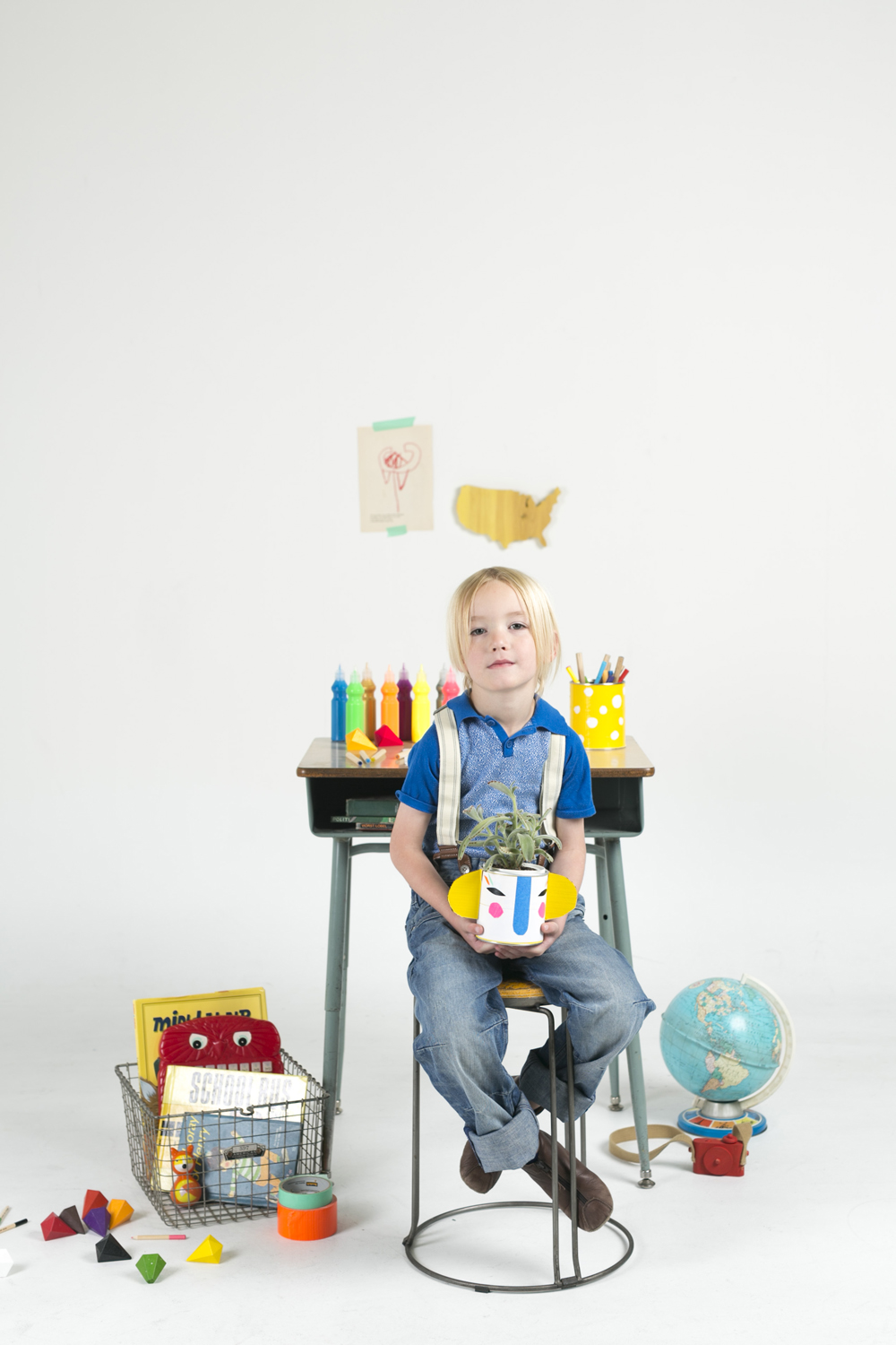 Mer Mag | Duct Tape Cans and Homework Center