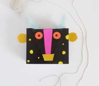 DIY Monster Candy Box   Mer Mag