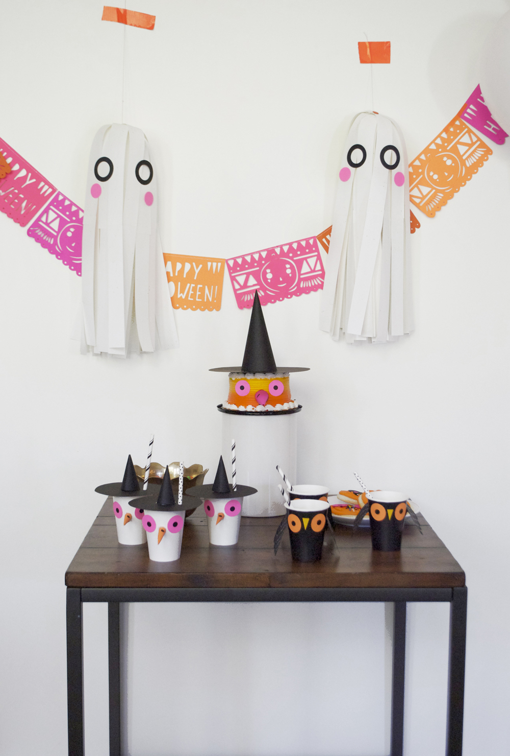 Halloween Party | Mer Mag + Astrobright Paper