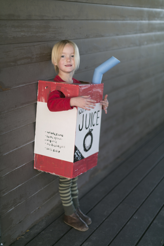 Juice Box Costume | mer mag