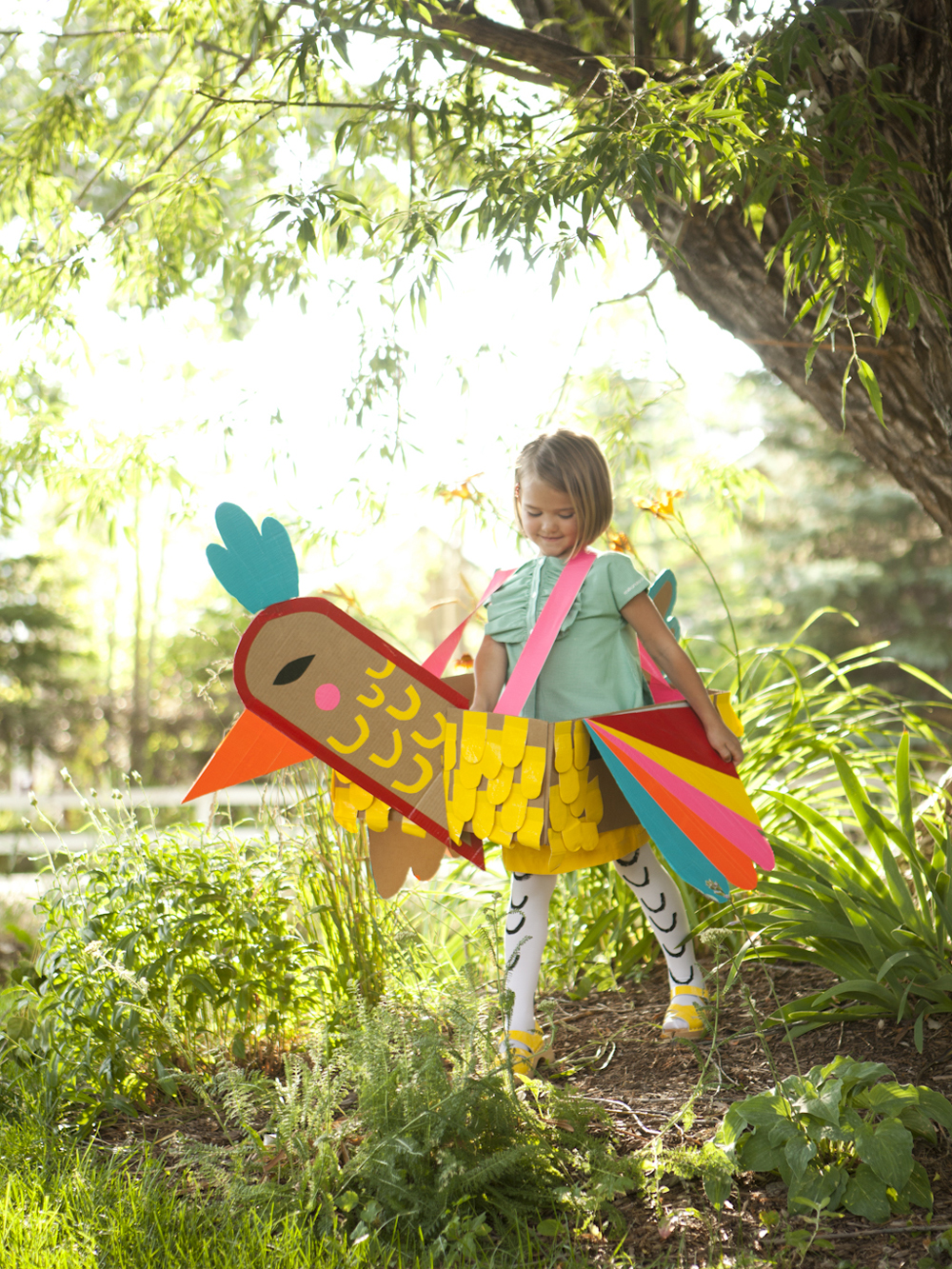 Playful Bird Costume | mer mag