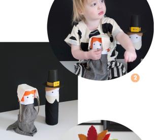 DIY Thanksgiving Craft Round up!