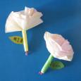 Smartie Flower Valentines