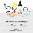 Mer Mag's Kids Craft Camp Info