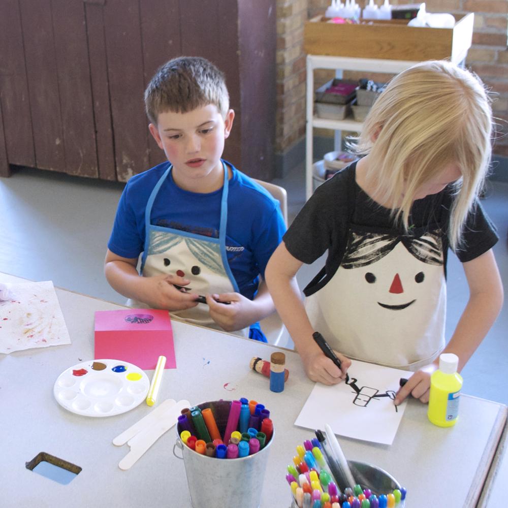 Kids Craft Camp | mer mag