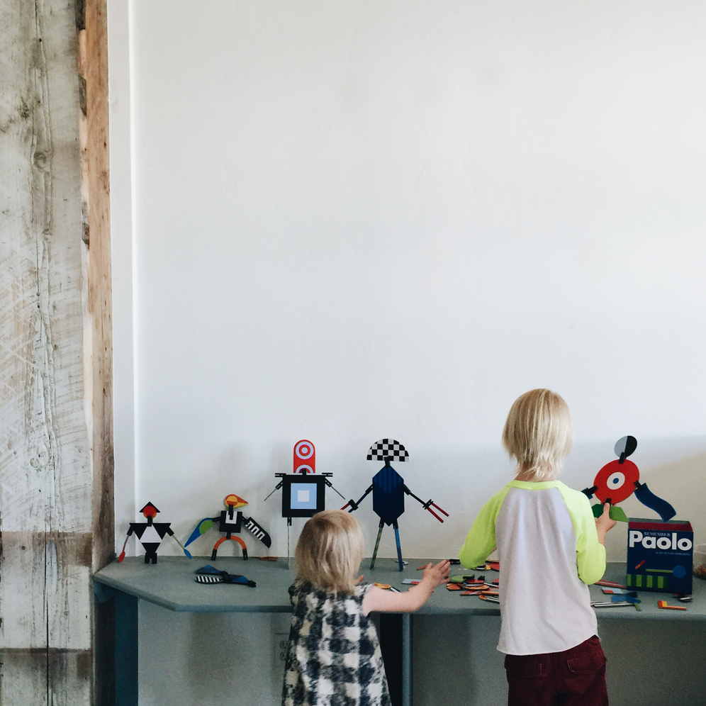 Kid Craft Camp Play Station with Paulo's | mer mag