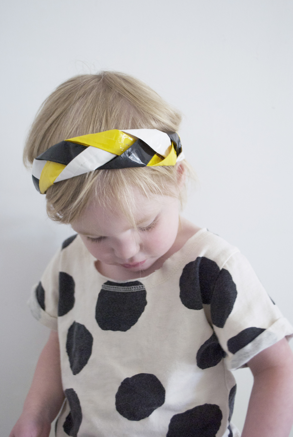 Braided Duct Tape Headband | Mer Mag