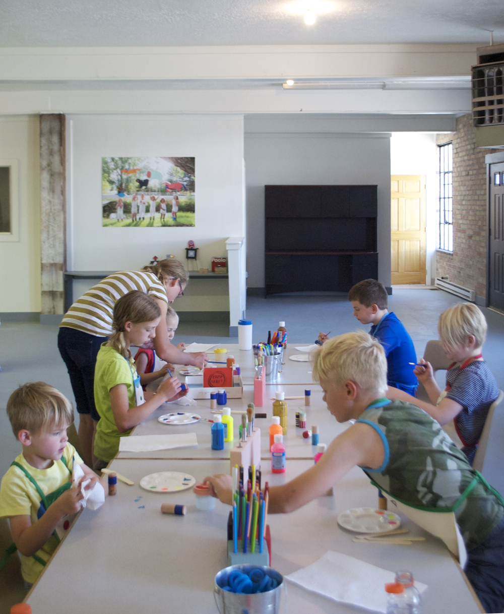 Mer Mag's Kids Craft Camp