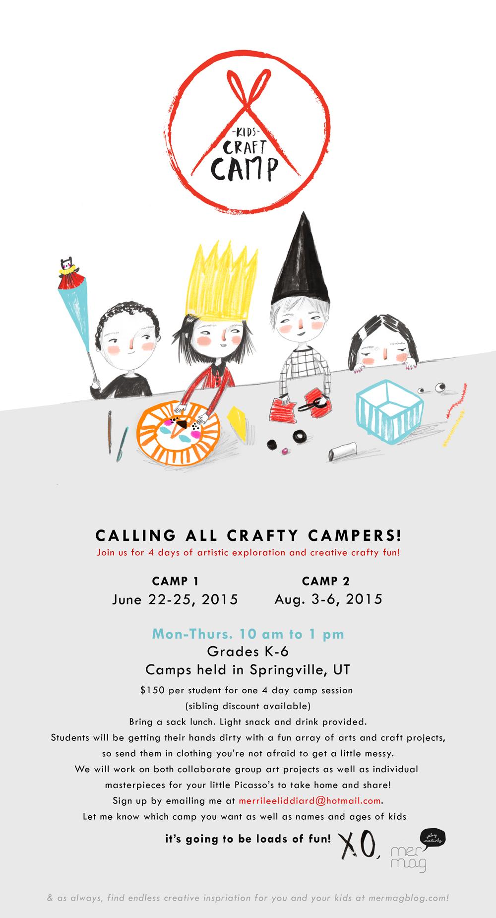 KidsCraftCampInfo