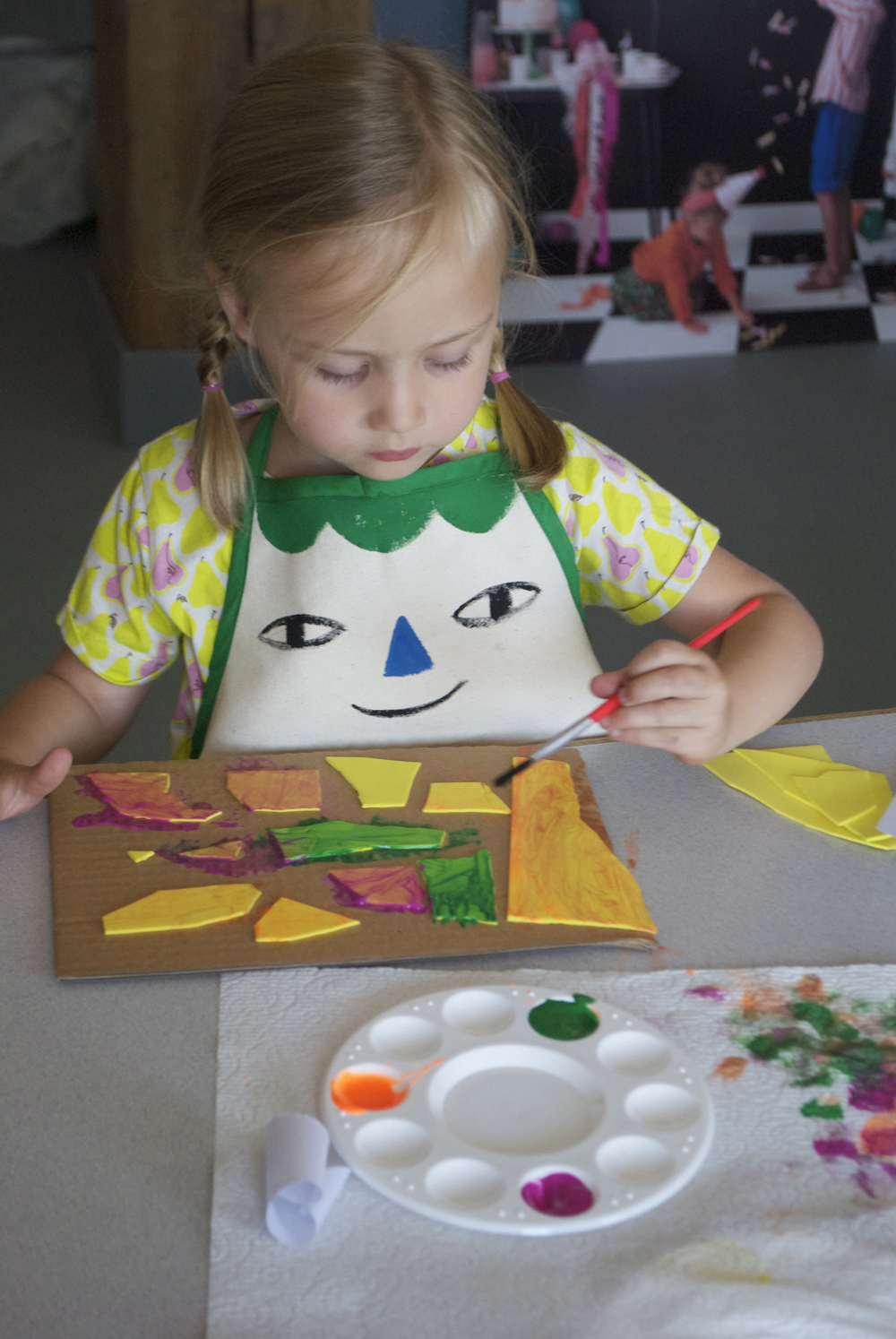 Kids Craft Camp - Intro to Print Making with Kids