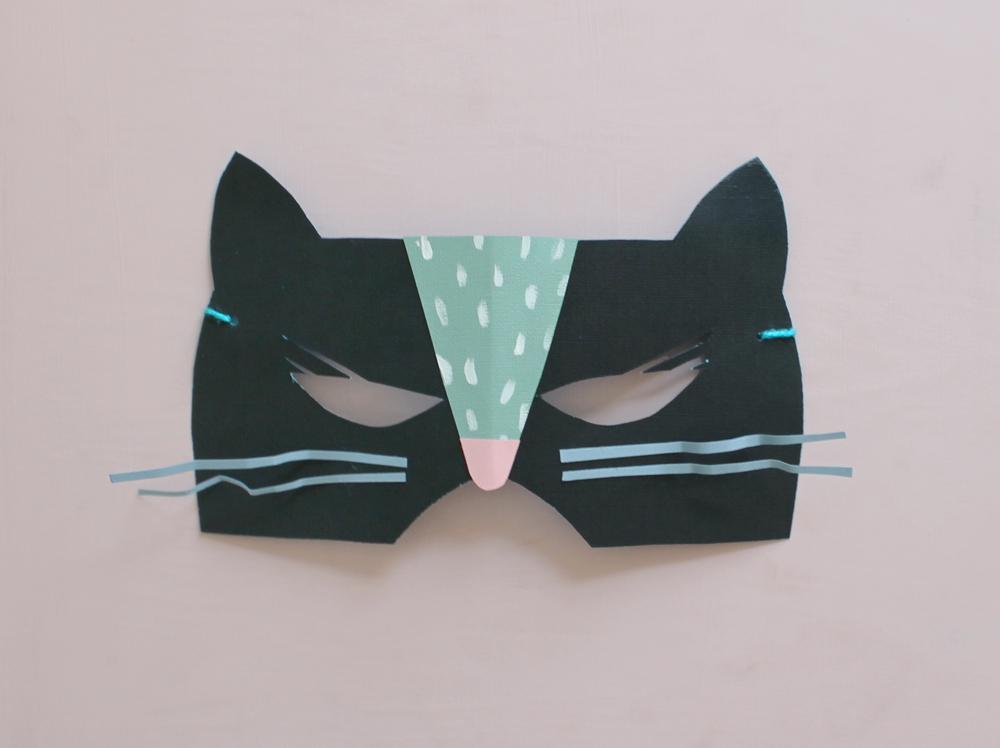 Cat Mask | Mer Mag