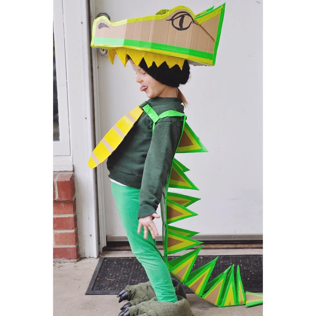 Dragon Costume Kid Diy Diy Campbellandkellarteam
