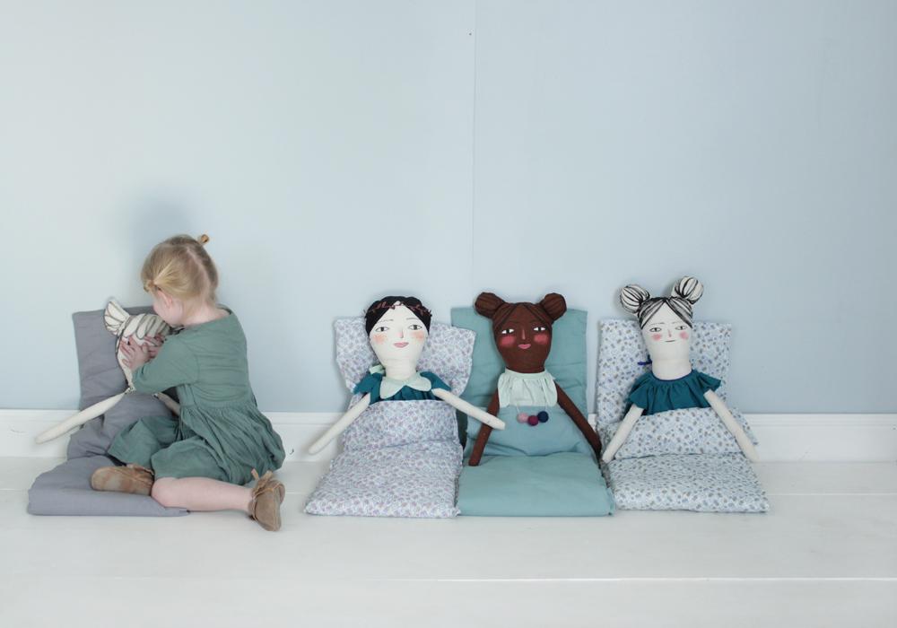 Mer Mag Dolls