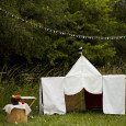 Playful Table Tent