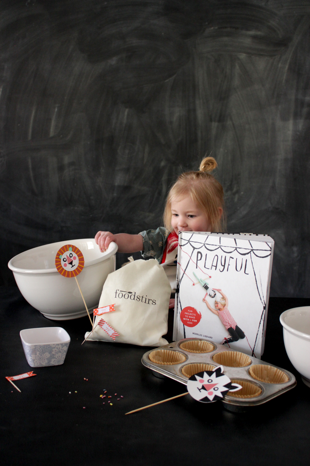 Foodstirs + Playful giveaway