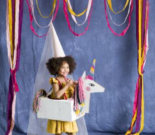 Mer Mag Unicorn Costume