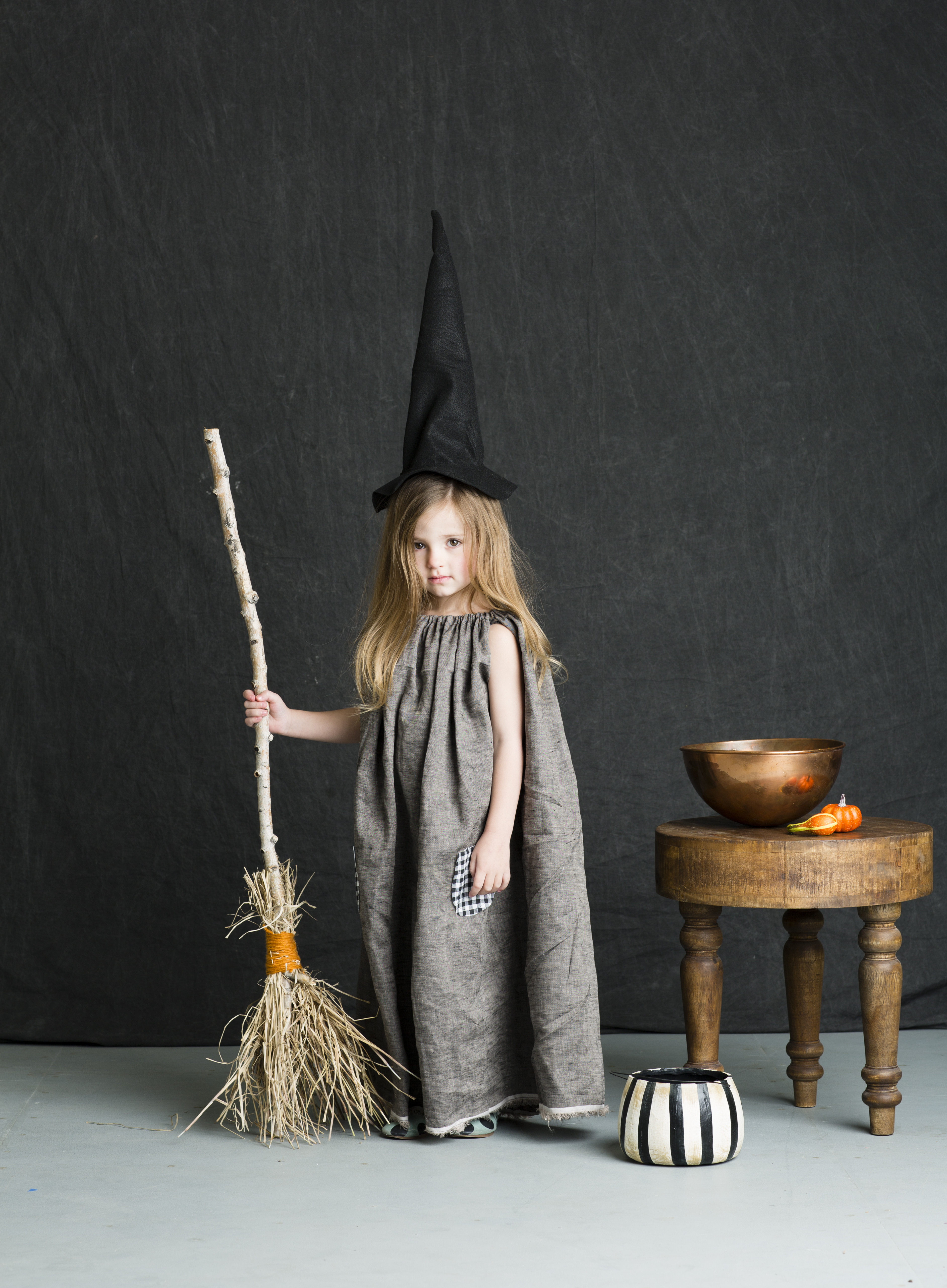 Mer Mag Witch Costume