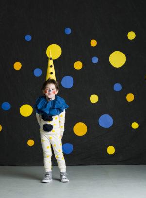 Mer Mag Clown Costume