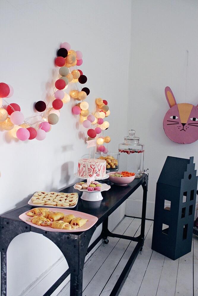milla's party1