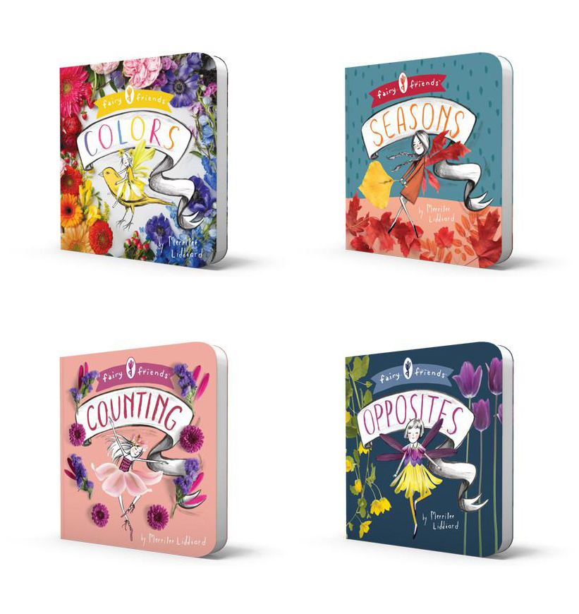 fairy friends books