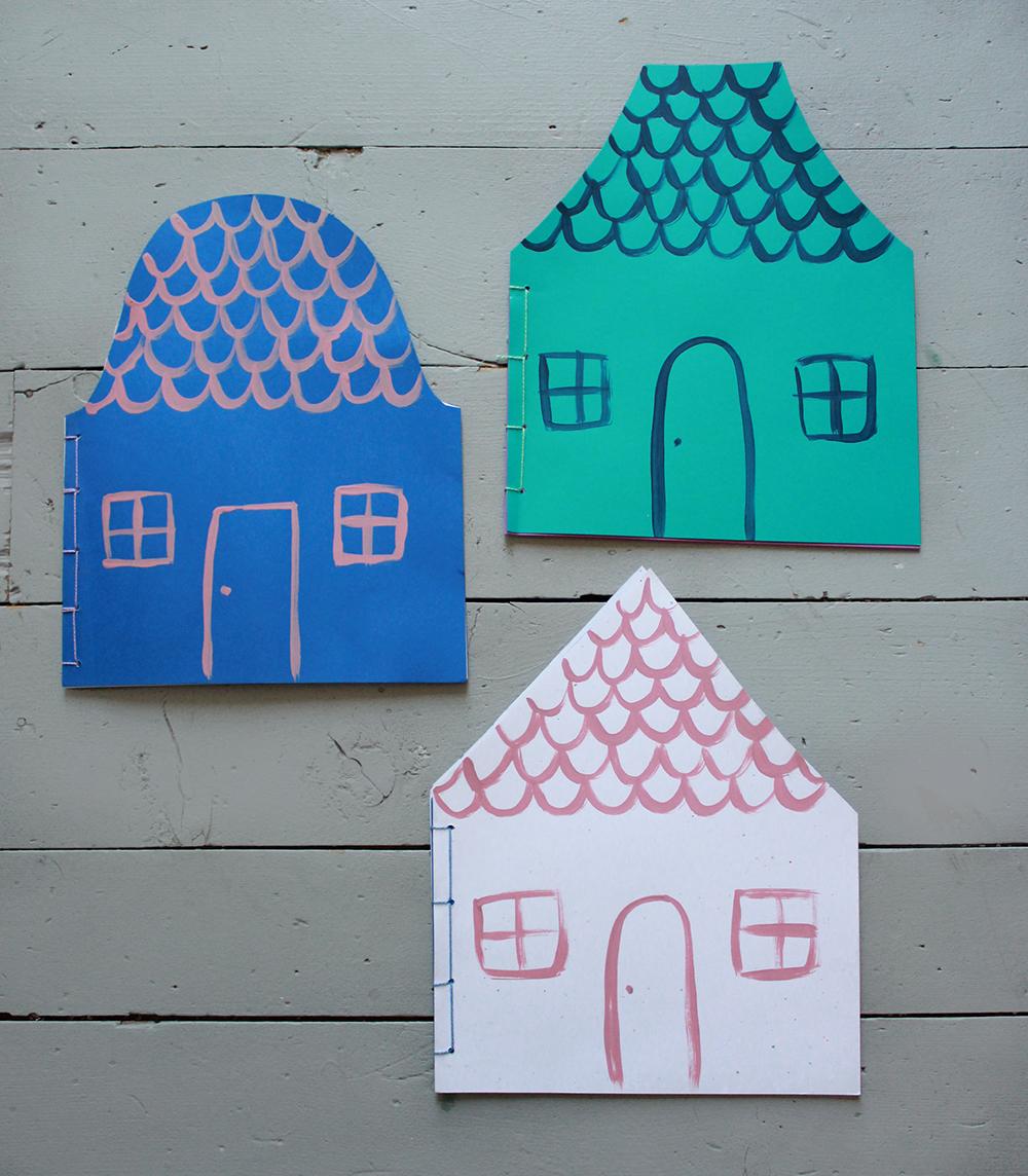 Make a Dollhouse Notebook!