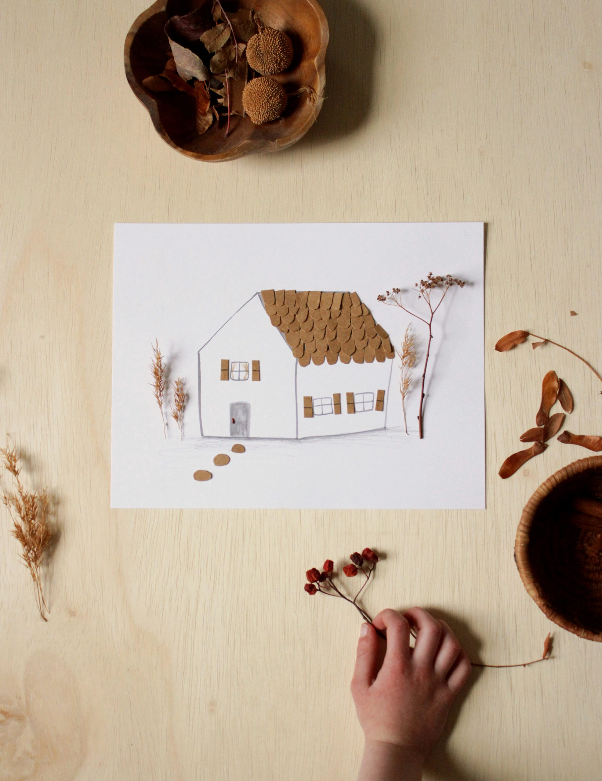 Decorate a House